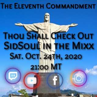 SidSoul in the Mixx  10 24 2020