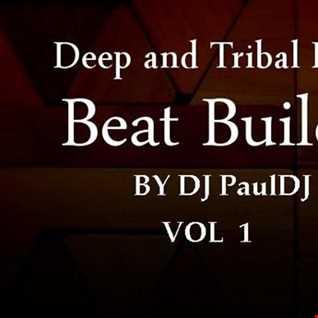 DJ Paul Presents Deep and Tribal House Beat Builder V,,1