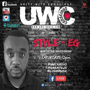 #ManOfTheHouse on UWC-Radio 13/10/2018