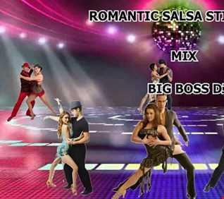 ROMANTIC SALSA STILE 2018 MIX BIG BOSS DJ