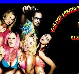 THE HOT SPRING BREAKERS PARTY 2019 MIX BIG BOSS DJ