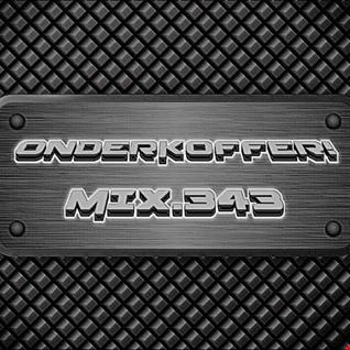 OnderKoffer! MIX.343 (Oldskool, Hard Trance, Techno, Early Hardcore, 90`s)