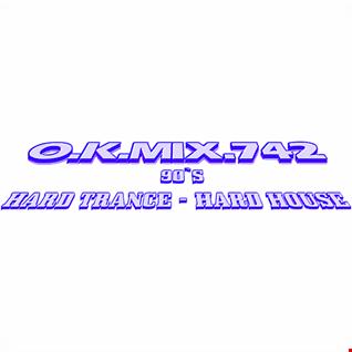MIX.742 (90`s Hard Trance, Hard House & Early Hardstyle)