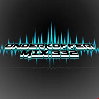 OnderKoffer! MIX.332 (Oldskool, Techno, Early Hardcore, UK Hardcore, Freeform)