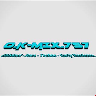 MIX.757 (Oldskool, Rave, Techno & Early Hardcore)