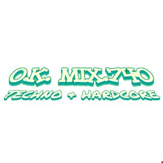 MIX.740 (Techno, Rave & Early Hardcore)