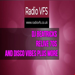 DJ Beatricks Relive 70s and Disco Vibes plus more (hearthis.at) 12th Aug 2018