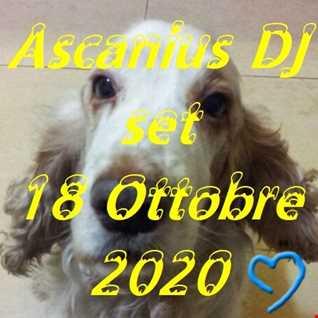 AscaniusDjSet18Ottobre2020