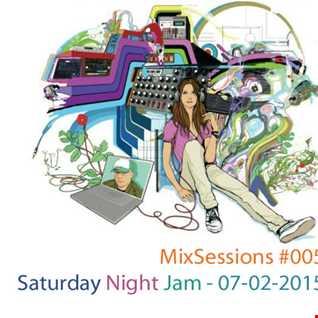 MixSessions 005   Saturday Night Jam (will.i.am 07 02 2015)