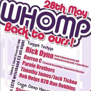 WHOMP Promo Mix **FREE DOWNLOAD**