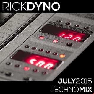 July 2015 Techno Mix