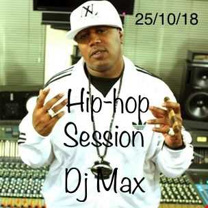 MIX HIP HOP DEEJAY MAX 25OCT2018