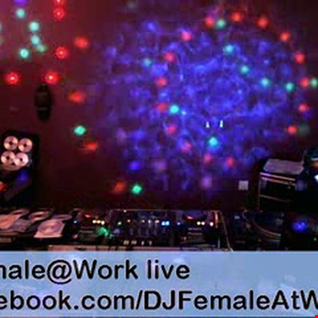 Female@Work - Feed Your Hunger - March 19 2016