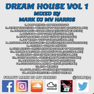 Mark DjMv Harris   Dream House (Vol 1)