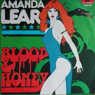 Amanda Lear - Blood & Honey (U.S 12'' Version) 1977