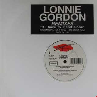 Lonnie Gordon - If I Have To Stand Alone (PWL Get Funky Mix)