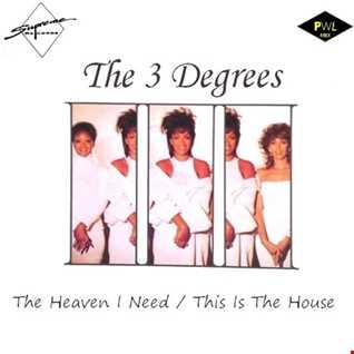 The 3 Degrees   The Heaven I Need (Cream of Supreme Edit)