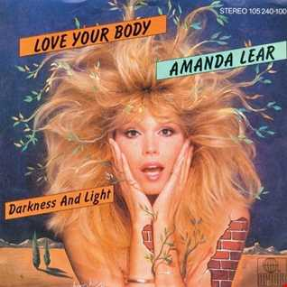 Amanda Lear ~ Darkness And Light (Full Length Version, 1983)