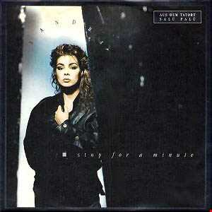 Sandra *87   Stop 4 A Minute (December's Salu Palu Dub Edit, 1987)