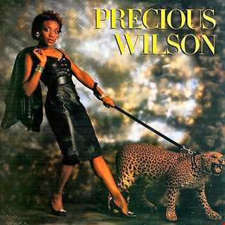 Precious Wilson 'Only The Strong Survive' (PWL Extended Version, 1987)