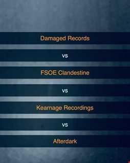 Trance - Damaged vs Clandestine vs Kearnage vs Afterdark