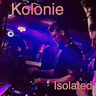 Progressive House Trance KOLONIE Isolated Showcase Mix