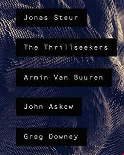 Five - Jonas Steur, The Thrillseekers, Armin Van Buuren, John Askew, Greg Downey