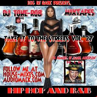 TAKE IT TO THE STREETS VOL. 27