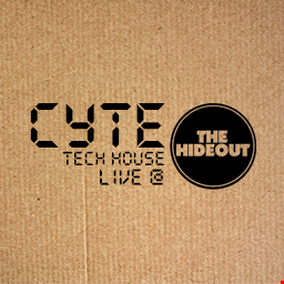 Cyte Tech House Live @ the Hideout 5.14.18