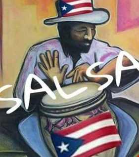 Salsa into Classic Salsa Mix #537