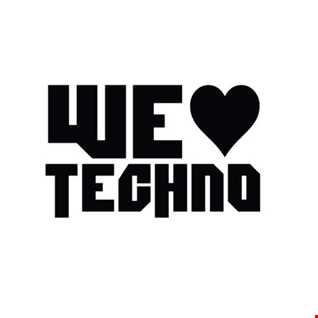 Valentino Dchardy We Love Techno(4.6.2017)Part1