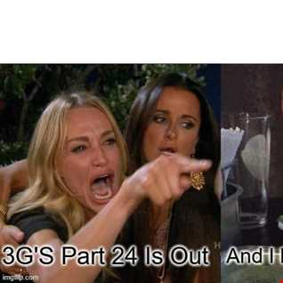 3G Presents In The Name Of Breaks 24