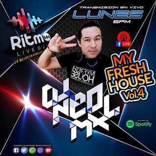 DJNeoMxl present My Fresh House Vol.4 04/05/20