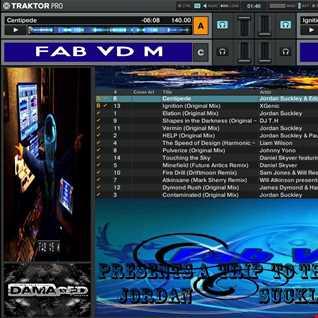 Fab vd M Presents A Trip To The Trance World Jordan Suckley Remixed