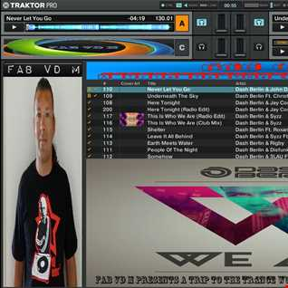 Fab vd M Presents A Trip To The Trance World Episode 12 Season 9 Remixed