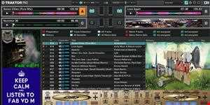 Fab vd M Presents A Trip To The Trance World 15 Top Trance Hits Best Of 2013 Pioneer DDJ SX Limeted Edition vs Traktor Pro(Studio Version)