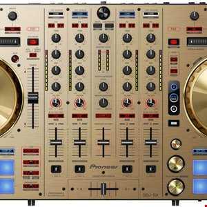 Fab vd M Pioneer DDJ SX Gold Mini Test Remix