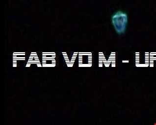 Fab vd M - UFO (Demo)