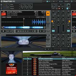 Fab vd M Presents A Trip To The Trance World Vonyc Sessions Remixed