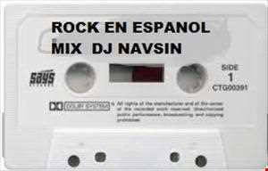 ROCK EN ESPANOL MIX dj navsin