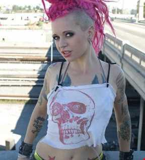 dj aeiou this is punk vol 1 punx knot ded!!!