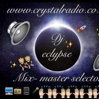 [2018 11 04] DJ Eclypse - Crystal Uk