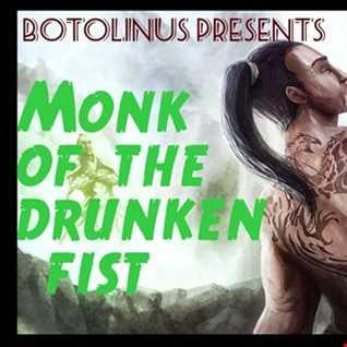 Monk of the drunken fist