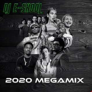 DJ E Skool  - 2020 Megamix (Happy New Year)
