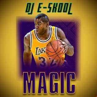 DJ E Skool - Magic (Old School Hip-Hop Mix)