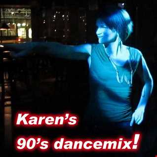 Karen's 90's dancemix  part 2