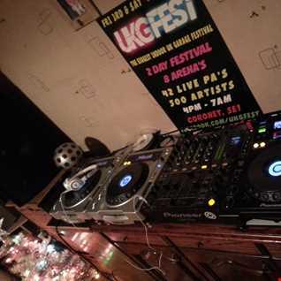 DJ KingSize Xmas Day Boxing Day Special 3 hrs 30 min UKG & 30 Mins DnB