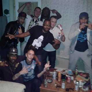 DJ KingSize - DJ Ritual - MC Kie - MC Enamie - MC LB - TFLIVE Show (Clip 6)