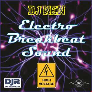 DJ Ken Live High Voltage Electro Breakbeat Sound
