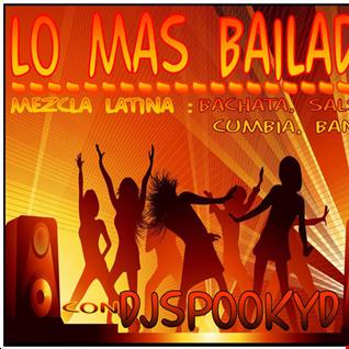 LO MAS BAILADO con DJSPOOKYD